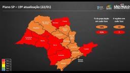 Região de Franca entra na fase vermelha; Veja as regras