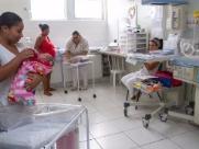 Mais de 1.200 crianças nasceram na Gota de Leite no primeiro semestre