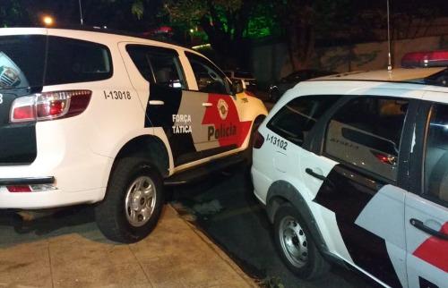 plantão policial - Foto: Da reportagem