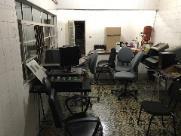 PM encontra máquinas caça-níquel em cassino clandestino no Centro