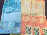 PM encontra notas falsas em residência no Jardim Bicão