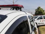 Homem armado com facão rende motorista e rouba ônibus urbano