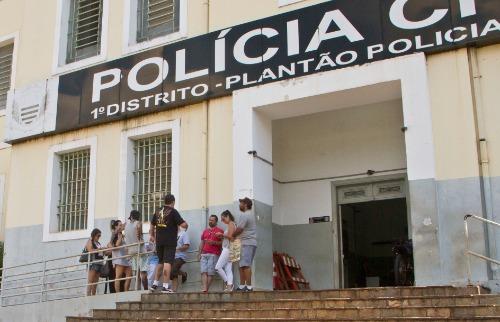 Polícia Civil - Foto: Roberto Galhardo / Especial