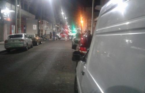 Polícia faz cerco para prender acusado de furto a banco em Matão (Arquivo Pessoal) - Foto: Da reportagem