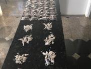 Polícia Militar encontra residência utilizada por traficantes em Ibaté