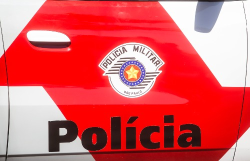 Milena Aurea / Especial - Viatura da Polícia Militar