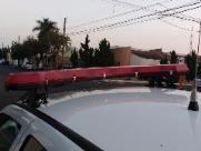 Reservatório do DAAE no Santa Lúcia é alvo de furto