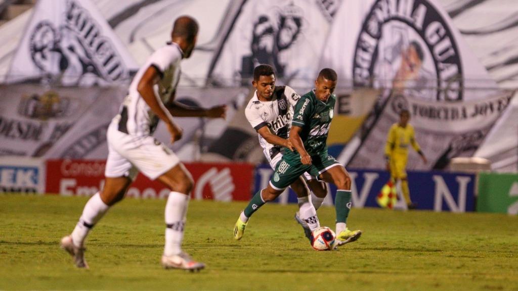 Ponte e Guarani se enfrentaram nesta quarta-feira (Foto: Thomaz Marostegan/Guarani FC) - Foto: (Foto: Thomaz Marostegan/Guarani FC)