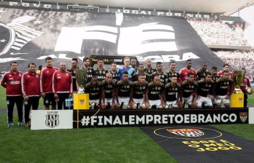 ACidade ON - Campinas - Ponte Preta foi a vice-campeã do Paulistão neste ano (Foto: Código 19)