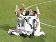 Com gols de Roger e Cajá, Ponte vence o Londrina por 3 a 1