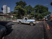 Pontes da Francisco Junqueira devem ser entregues entre os dias 14 e 18