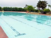 Secretaria de Esportes realiza exame médico para a piscina do Pinheirinho