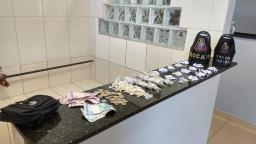 Suspeito de tráfico é preso com drogas durante operação na CDHU