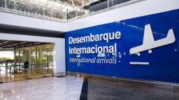 Governo prorroga restrição para entrada de estrangeiros