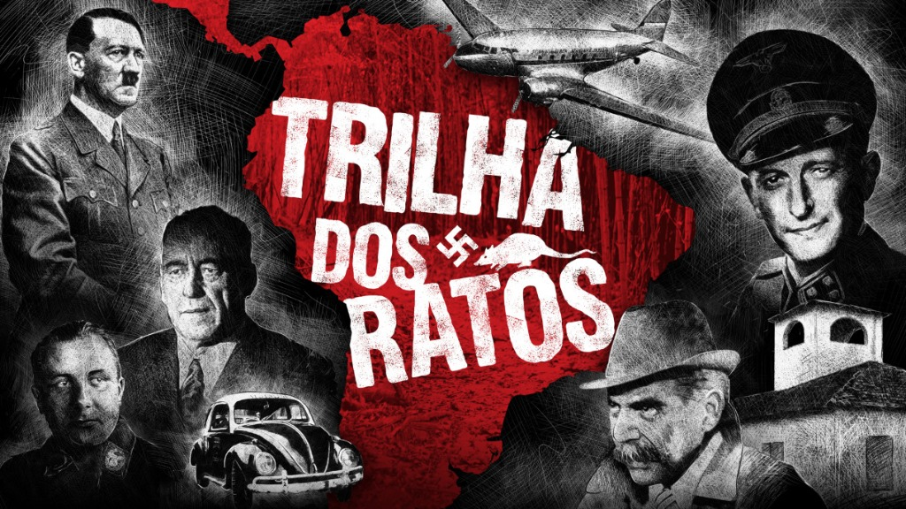 """Pôster do documentário """"A Trilha dos Ratos"""" (Divulgação) - Foto: Divulgação"""
