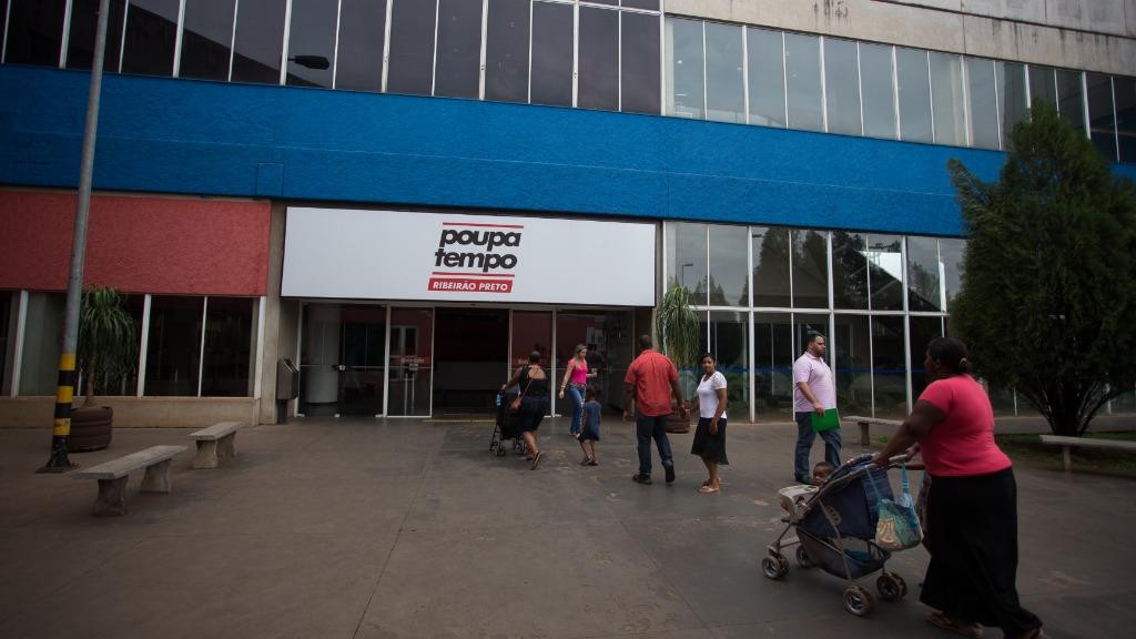 Entre janeiro e outubro foram realizados 26 milhões de atendimentos no Poupatempo de Ribeirão Preto (Foto: Mastrangelo Reino/Arquivo A Cidade) - Foto: Mastrangelo Reino / A Cidade
