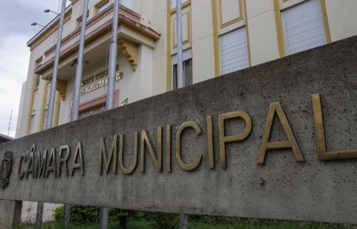 PP-CÂMARA MUNICIPAL fachada (Amanda rocha/ACidadeON - Foto: (Amanda rocha/ACidadeON