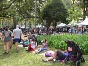 Praça Carlos Gomes tem festival com pratos de até R$ 25
