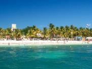 No México: Mar caribenho, mergulho e cultura