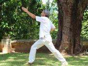 Evento terá prática corporal chinesa grátis no domingo