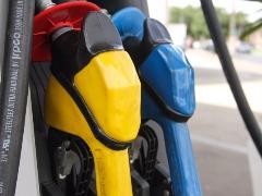 Preço do combustível em Araraquara (Foto: Amanda Rocha) - Foto: Da reportagem