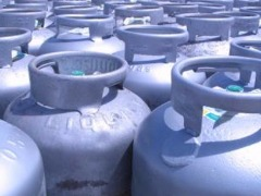 Preço do gás de cozinha terá aumento - Foto: Da reportagem