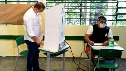 Jonas vota no Jd. Leonor e volta a dizer que não haverá novo fechamento