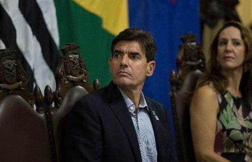 Prefeito Duarte Nogueira (PSDB) (foto: Weber Sian / A Cidade - 02.mar.2018) - Foto: Weber Sian / A Cidade