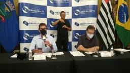 AO VIVO: Nogueira atualiza a situação do coronavírus na cidade