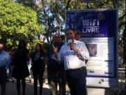 Campinas quer inaugurar mais 20 pontos de wi-fi até o final do ano