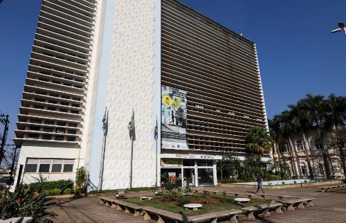 Prefeitura de Araraquara (Foto: Amanda Rocha) - Foto: Amanda Rocha