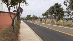 Prefeitura entrega obra da alça de acesso do loteamento Quinta dos Buritis