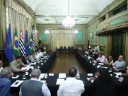 Prefeitura discute reforma do IPM com vereadores de Ribeirão