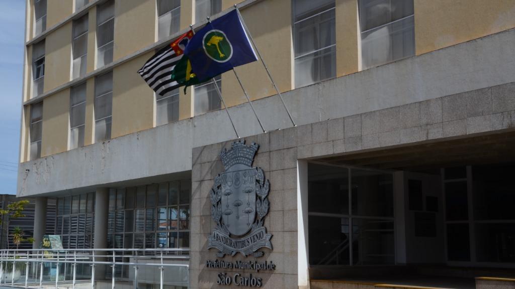 Prefeitura Municipal de São Carlos. Foto: Divulgação - Foto: Divulgação