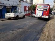 Suzantur informa mudanças dos ônibus durante obras na Rua Dona Alexandrina