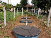 Prefeitura e Embrapa se unem em defesa do saneamento básico rural