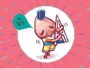Dalcio lança livro do 1º encontro entre uma criança e uma letra