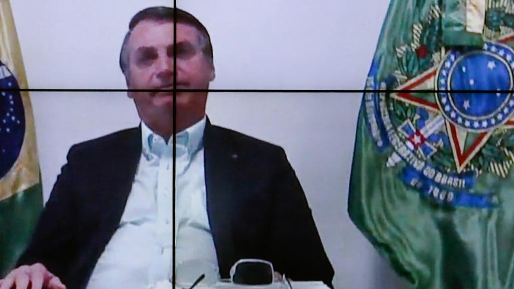 Presidente falou pelas redes sociais sobre o caso. (Foto: Clauber Cleber Caetano/PR) - Foto: Clauber Cleber Caetano/PR