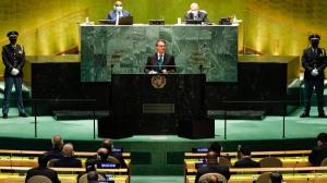 ONU higienizou púlpito e trocou microfone após fala de Bolsonaro, diz jornal