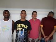 Polícia prende quadrilha especializada em atacar Ubers