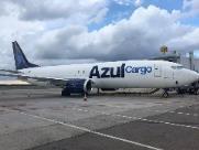 Azul apresenta avião cargueiro e espera crescer no setor