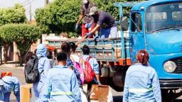 Primeiro dia de mutirão contra a dengue retira seis caminhões de inservíveis