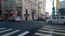 Centro de Araraquara é fechado após tiroteio e atentados