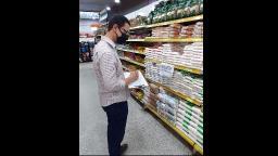 Procon faz fiscalização em supermercados para combater preços abusivos
