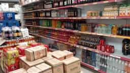 Polícia prende gerente de atacado que vendida bebida irregular