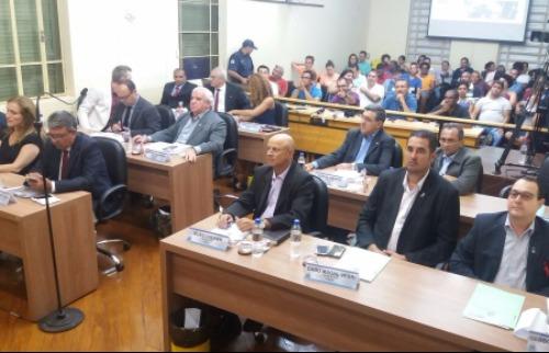 ACidade ON - Araraquara - Projeto da reforma administrativa foi aprovado por unanimidade pela Câmara (Claudio Dias/ACidadeON)