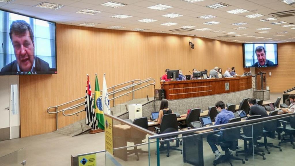 Projeto foi aprovado em votação definitiva e agora segue a sanção do prefeito (Foto: Divulgação/Câmara Municipal) - Foto: Foto: Divulgação/Câmara