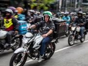 Vereador quer criar bolsões para motoboys e ciclistas