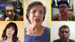 Usuários do Cândido Ferreira gravam vídeo com música de Raul Seixas