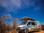 Projeto itinerante exibe filmes ao ar livre em Descalvado